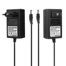 Adaptadores de corriente para cargador de batería de litio, adaptador de carga de 8,4 V CC, 1a/4,2 V, 1a/21V, 2A/16,8 V, 2A/8,4 V, 1a/12,6 V, 1a/8,4 V, 2a, 18650 V