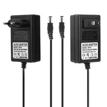 DC 8.4V 1A/4.2V 1A/21V 2A/16.8V 1A/8.4V 2A/12.6V 1A/8.4V 2A 18650 Lithium Battery Charger Adapters Power Charging Adapter