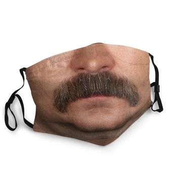 5pcs sponge respirator dust mask kn90 protection level dust mask against dust particulates cement dust pm2 5 respirator mask Ron Swanson Face Mask Unisex Non-Disposable Face Mask Anti Dust Protection Respirator Mask