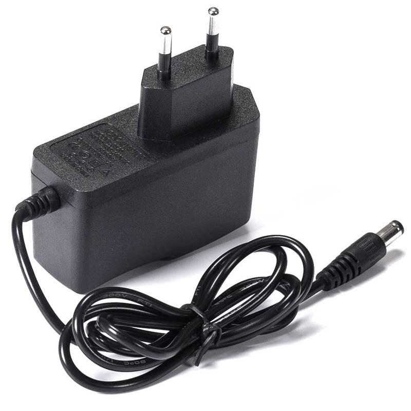 3v 5v 6v 7.5v 7v 9v 10v 12v eua ue dc fonte de alimentação adaptador 0.5a 1a 1.5a 2a 5.5*2.5mm 1m cabo carregador de alimentação para bateria lâmpada led