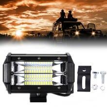 1 шт 5 дюймовый автомобильный светодиодный светильник двойной