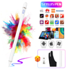 Stylus Pens for Touch Screens, For Apple Pencil 1 2 iPad, for Android IOS Surface Tablet Pen for Xiaomi Huawei Samsung Touch Pen