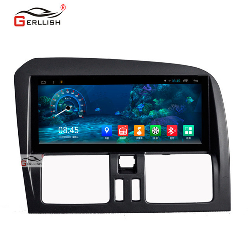 4GB+64GB Android for Volvo XC60 2009 2010 2011 2012 Multimedia Stereo Car DVD Player GPS Navigation Radio