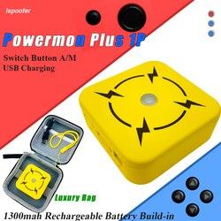 Neueste Auto Fangen Bluetooth Armband Für Pokemon GEHEN Plus mit akku im inneren