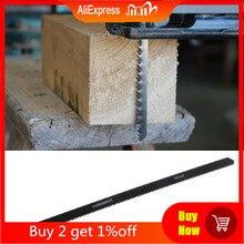 250mm HCS lame de scie alternative pour panneaux de tôle bois dur métal coupe travail du bois sécurité