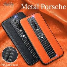 Redmi K20 Cover XUANYAO Luxury Cases For Xiaomi Redmi K20 Pro Case Hard Metal Leather Case Phone Cover Mi9T Mi 9T Pro