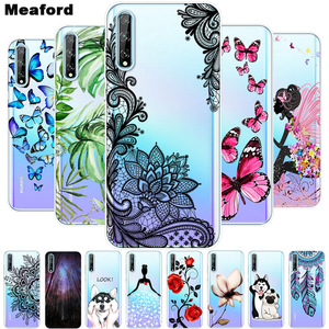 For Wiko View 4 Lite Case Soft TPU silicon Clear Phone Cover For Wiko View4 Lite Case View 4 Lite Case Transparent Capa Fundas