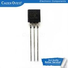 10 pçs/lote MCP1700-3302E/para mcp1700 fixo ldo regulador de tensão em estoque