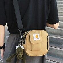 Cloth Bag Japanese Shoulder-Bag Casual Ins-Fashion-Brand Oxford Couple