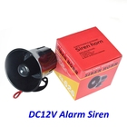 DC12V Car Alarm Sire...