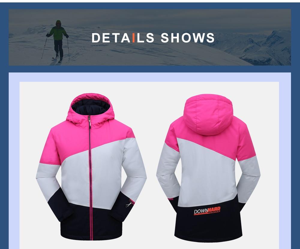 ski jacket youth girls
