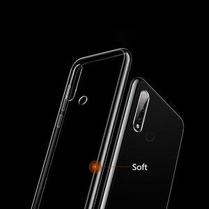 Image 4 - Pour UMIDIGI A5 Pro étui Transparent Transparent boîtier en Silicone souple Anti coup pour UMI A5 Pro coque arrière pour téléphone