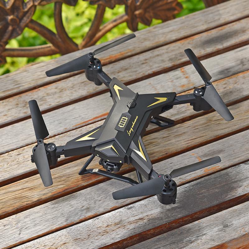 25 минут складной Дрон с дистанционным управлением и WI-FI FPV Камера дронов 4K 1080P KY601S 2,4 ГГц 4CH 6-Axis Дистанционное Управление аэроплан Квадрокопте...