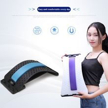 Back Massage Acupressure Stretcher Fitness Equipment Stretch Relax Mate Stretcher Lumbar Support Spine Pain Relief Chiropractic spine relax 115 thinsulate nnn 37
