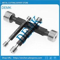 Hoge precisie Draad Plug gauge G pijp draad gauge Precisie interne Schroef Gage Fijne  spoed Test Tool 1pcs