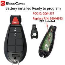 Bosscomm Автомобильный Брелок дистанционного управления с ключом