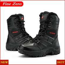 New Men Military Boots Quality Special Force Tactical Desert Combat Ankle Boats