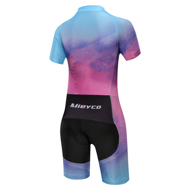 Triathlon Cycling Pro Jersey Set