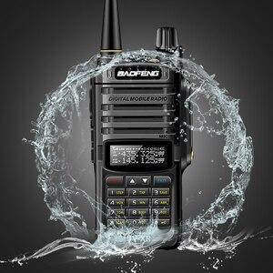 Image 2 - 2 قطعة Baofeng UV XR 10 واط عالية الطاقة IP67 مقاوم للماء اتجاهين راديو ثنائي النطاق جهاز لاسلكي محمول للصيد التنزه تمطر
