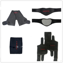 1Pairs/1PCS Tourmaline Self-heating Neck Brace Pad Magnetic Therapy Belt Support Spontaneous Heating braces