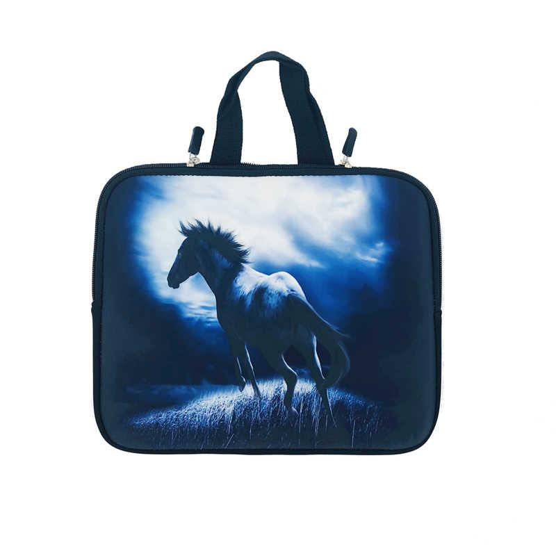 Tablette 10.1 sac pour ordinateur portable En Nylon Pour Ordinateur Portable étui pour macbook Air 11 13 Pro 13 15 17 Pour Dell Xiaomi Huawei Manches 13.3 14 15.6