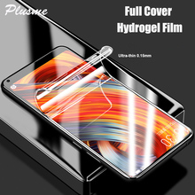 Full Hydrogel Film For Xiaomi Mi 9 8 Lite SE Mix 3 Max 6  Protector Screen Redmi Note 7 K20 Pro