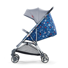 Baby stroller Mini lightweight portable folding baby carriage 2 in 1 trolley new upgrade car