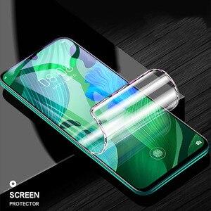 Защитная пленка для экрана, Гидрогелевая пленка для Huawei Mate 10 9 8 S RS Lite Nova 2i G10 Honor 9I Mate10 Pro, защитная пленка