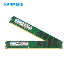 KANMEIQi DDR3 4gb 1333Mhz 1600Mhz Memory Desktop ram PC3-12800S-CL11 dimm 240pin 1.5V New kingston rams desktop memory ddr3 1600mhz 1 5v 4gb 8gb