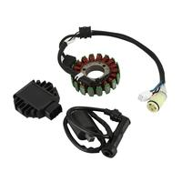 Provides Top Strength And Durability Regulator Rectifier For Yamaha Raptor 660 Yfm660 2001 2005 And Ignition Coil