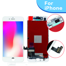 Bloc écran tactile LCD 3D Force Touch, Grade AAAA, pour iPhone 8P