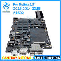 Placa base Original A1502 i5 2,6 GHz 8GB i7 2,8 GHz 16GB para MacBook Pro Retina 13