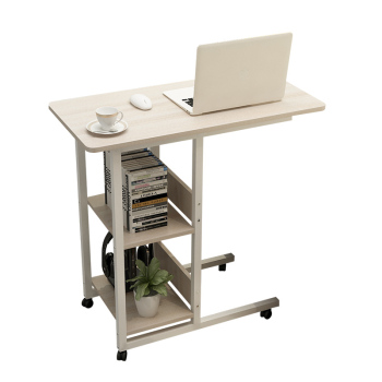 Laptop lazy table bed with lifting computer desk simple bedroom small desk removable bedside table