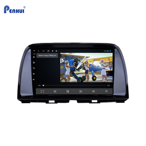 Image 3 - Car DVD For Mazda CX 5 ( 2012 2015) Car Radio Multimedia Video Player Navigation GPS Android 10.0 Double Din