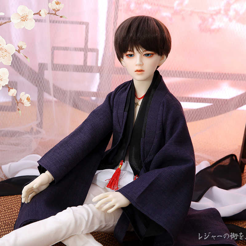 DistantMemory Sunho BJD Doll 1/3 Clam Passion Romantic Male Resin Figure Toys For Girls Fabulous Gift