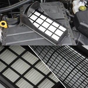 Image 5 - מסנן אוויר 3Pcs עבור פולקסווגן 2011 2019 פולו Jettas סנטנה 2011 2019/סקודה פאביה מהיר 2011  19 רכב חיצוני מכלולי מסנן
