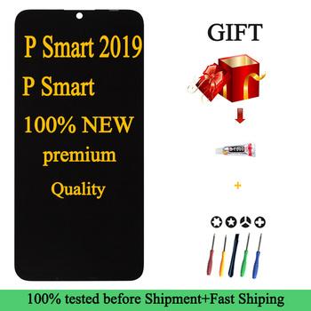 100 nowy wyświetlacz LCD jakości AAA dla Huawei P Smart 2019 ekran dotykowy POT-LX1 L21 LX3 Lcd dla Huawei P smart 2019 wyświetlacz tanie i dobre opinie JMKLED CN (pochodzenie) Pojemnościowy ekran 2160*1080 3 5 Display For Huawei P smart 2019 Lcd LCD i ekran dotykowy Digitizer