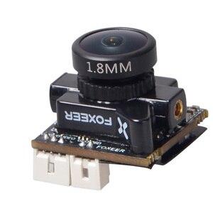 Image 4 - Foxeer Razer מיקרו HD 5MP 1.8mm M8 1200TVL 4:3/16:9 NTSC/PAL להחלפה עם OSD 4.5 25V טבעי תמונה FPV מירוץ Drone