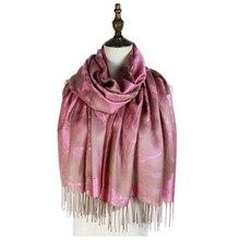 fashion tippet mujer jacquard scarf rayon wraps shawl femme pashmina cappa floral scarfs soft hijabs women amice