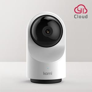 Image 1 - كامي كامل HD واي فاي كاميرا أمن داخلي ، 1080P كاميرا مراقبة أي بي تتبع الحركة نظام مراقبة المنزل وضع الخصوصية 6 أشهر سحابة مجانية