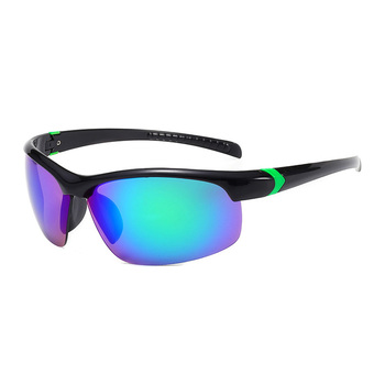 GIZA kolarstwo na świeżym powietrzu okulary mężczyźni kobiety okulary rowerowe okulary MTB sportowe okulary wędkarskie bieganie turystyka okulary wiatroszczelne tanie i dobre opinie Gizaboss UV400 44mm 9208 MULTI 131mm Poliwęglan Unisex