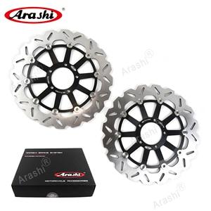 Image 1 - Arashi 1 Pair Motorycle For DUCATI MONSTER 796 800 / ABS 2011 2012 2013 2014 CNC Floating Front Brake Disc Brake Rotors Disks