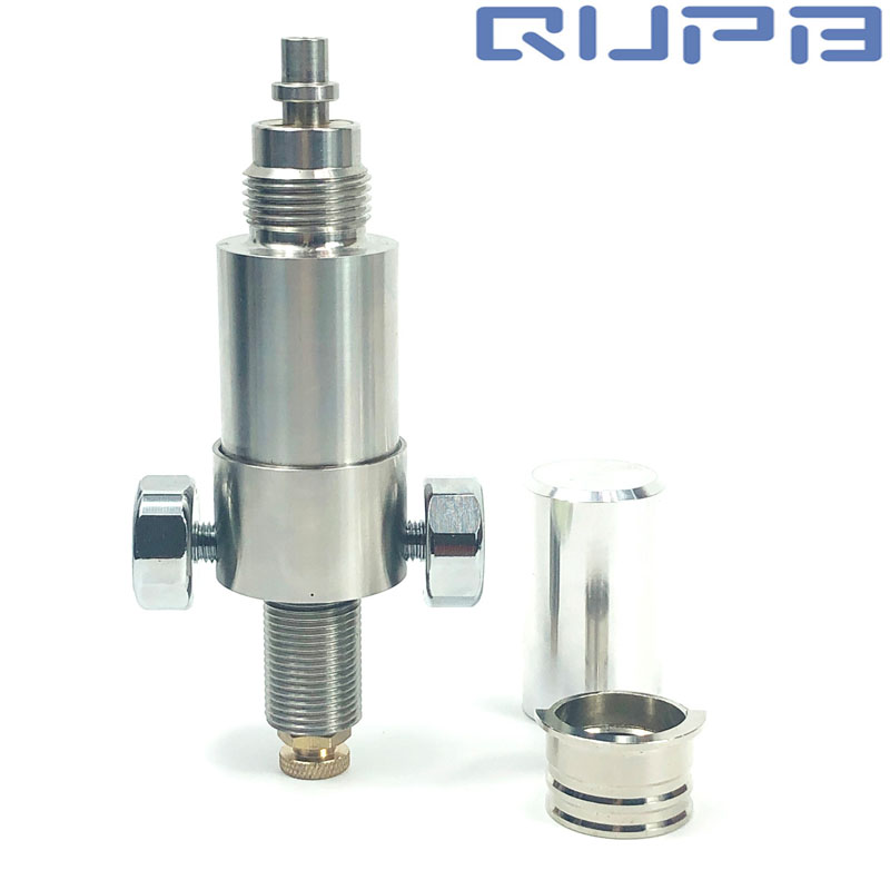 QUPB PCP Airforce Condor Constant Valve Direct Output Adapters Stainless Steel
