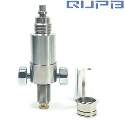 QUPB PCP Airforce Condor постоянный клапан прямые выходные адаптеры из нержавеющей стали
