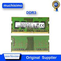DDR3 di Memoria Del Computer Portatile Notebook Chip di RAM 2GB 4GB 8GB PC2 PC3 PC4 1066 1333 1600Mhz 6400 8500 10600 1.5V Completamente Compatibile Tutta La Vita-di Garanzia