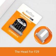 Cortador de cabelo aparador cabeça lâmina para f29