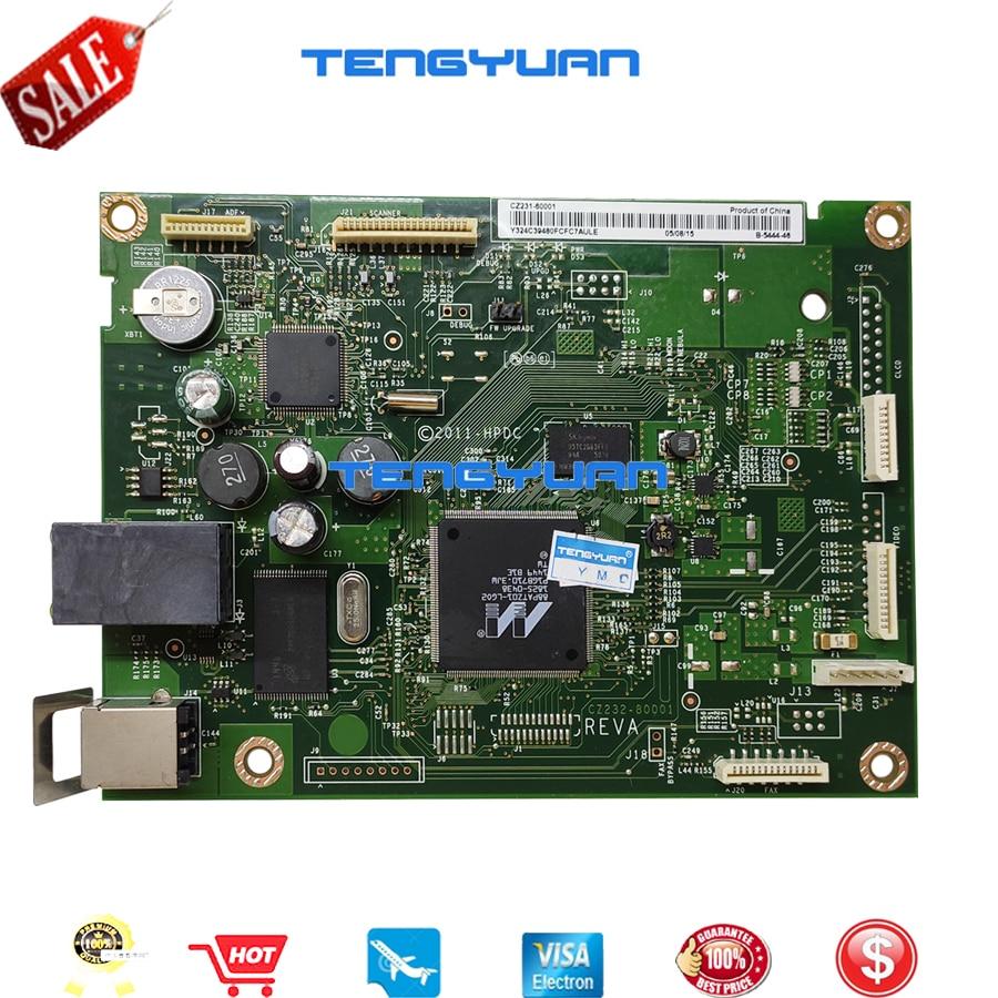 1PCx Formatter Board  CZ231-60001 For HP M225 M226 M225DN M226DN Formatter Board Mainboard Motherboard Pinter Parts