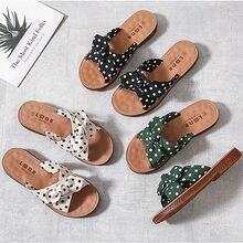 New Bow Slippers Sandals Women Slides Summer Tendon Bottom Flip Flops Sandals Summer Shoes Outdoor Beach Sandals Women's Shoes
