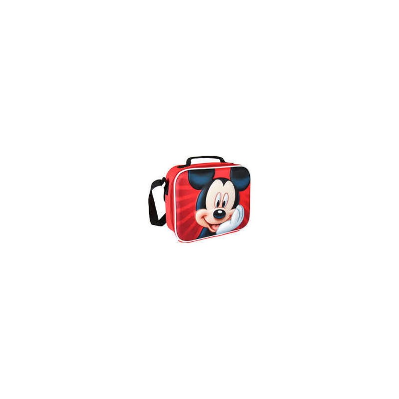 Suitcase 2x20 Red Mickey Toy Store