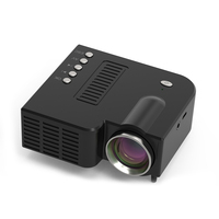 UNIC 28+ New Mini Projector Portable LED 1080p Full HD Projector Home Theater Entertainment Projectors HDMI/USB/SD/VGA/AV Input